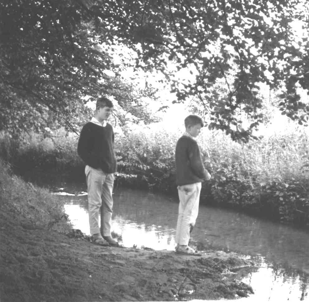 1960 s junge Akte